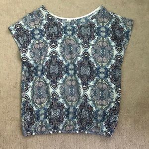 Tops - Patterned Shirt
